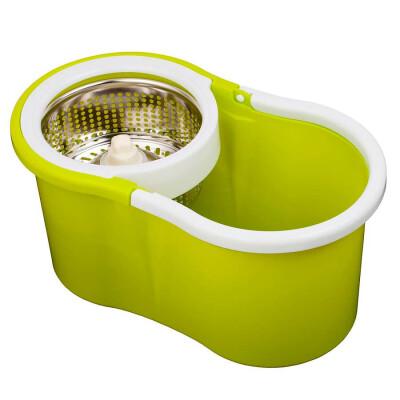 Комплект для уборки Spin Mop система дабл драйв+1 доп насадка салатовый