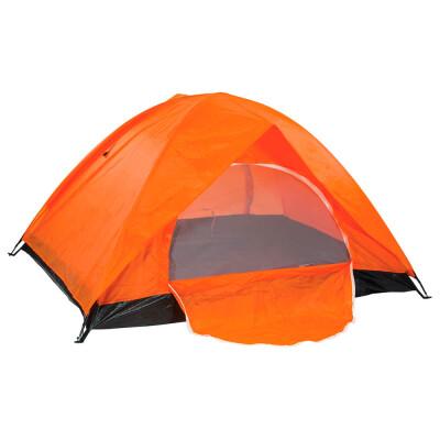 Палатка пико Ecos 210*150*115см оранжевый 999273