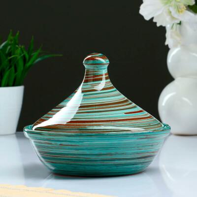 Тажин №3 0,5л борисовская керамика скандинавия 1087677