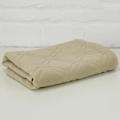 Махровое полотенце Belezza Латтик 020 70*140см бежевый