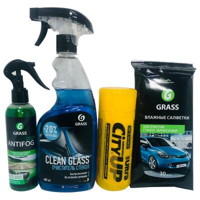 Набор Grass для ухода за автомобилем №3