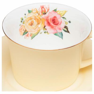 Чайный набор 8пр 4 персоны Lefard 260мл времена года микс 760-681