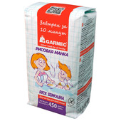 Крупка Garnec 450г рисовая