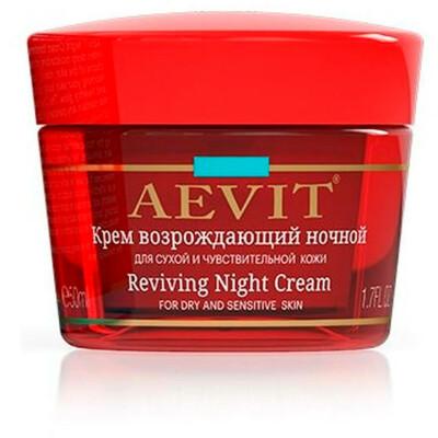 Крем Aevit 50мл возрождающий ночной либредерм