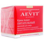Крем Aevit 50мл питательный дневной либредерм