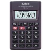 Калькулятор Casio 8 разрядый 87x56x8.8мм hl-4a