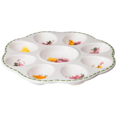 Блюдо для яиц 22см Lefard сандей 85-1663
