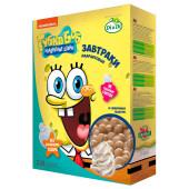 Завтраки амарантовые Губка Боб 220г в глазури витамизированные