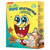 Подушечки амарантовые Губка Боб со сливочной начинкой витамизированные 220г