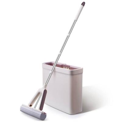 Набор для уборки Absolut Home волшебная швабра ведро+швабра pva