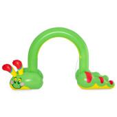 Игрушка надувная BestWay Jumbo Caterpillar 338*110*188см с распылителем 5309763 52398