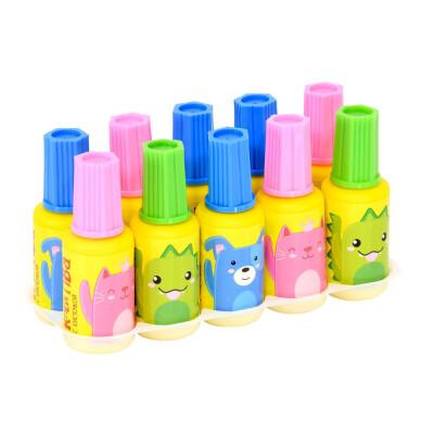 Клей пва Каляка-маляка с кисточкой ктккм