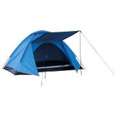 Палатка с тамбуром Ecos утро (150+50)*210*110см синий 9391