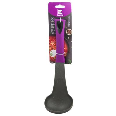 Набор кухонных аксессуаров фиолетовая линейка Европа +мельница фуксия Тут просто