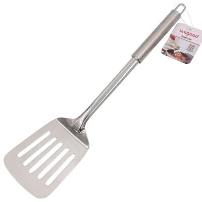 Набор кухонных аксессуаров металл Unigood  +мельница для специй электрическая серебро