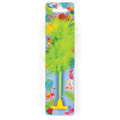 Ручка шариковая Centrum фламинго 0,7мм синие чернила ассорти 80620