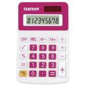 Калькулятор карманный Centrum 116x75x18мм 8и-разрядный батарейка-таблеткаа+солнечная батар 80405