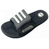 Обувь пляжная мужская н4193 р 40 серый