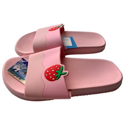 Обувь пляжная детская н6466  р 35 розовые