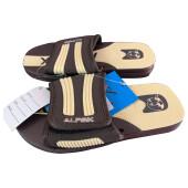 Обувь повседневная пляжная детская н6402 р 34 коричневые
