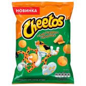 Кукурузные палочки Cheetos 80г сыр чеддер