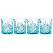 Набор стаканов 210мл 4 шт Pasabahce timeless топаз 484-758