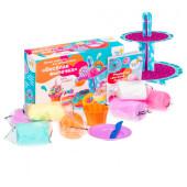 Набор для лепки из легкого пластилина Genio Kids арт весёлая выпечка ta1717