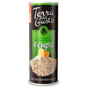 Сыр Terra del Gusto четыре сыра 85 г 50% высушенный молотый