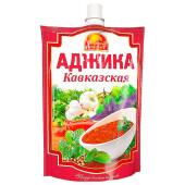 Аджика Русский Аппетит 120 гр кавказская дой-пак