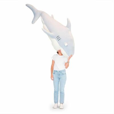 Игрушка мягкая Orange Toys акула 130см