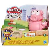 Набор игровой Hasbro Play-Doh озорные поросята f0653