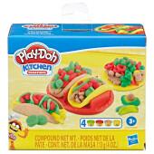 Набор игровой для лепки Hasbro Play-Doh маленький шеф-повар тако e6686