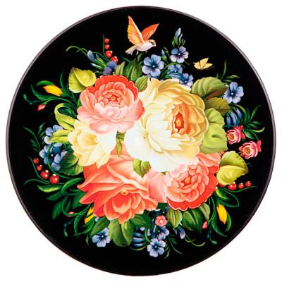 Набор миски 1,15л с крышкой Agness роскошный сад 10 предметов 887-115