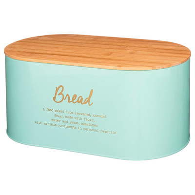 Хлебница 34*18*15см 2 в 1 Agness Meadow 790-244