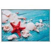 Коврик влаговпитывающий 40*60см Vortex Velur SPA морская звезда 24282