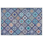 Коврик влаговпитывающий 60*90см Vortex Velur SPA марокканская плитка 24296