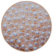 Коврик влаговпитывающий 60см Vortex Velur SPA жемчугкруглый 24300