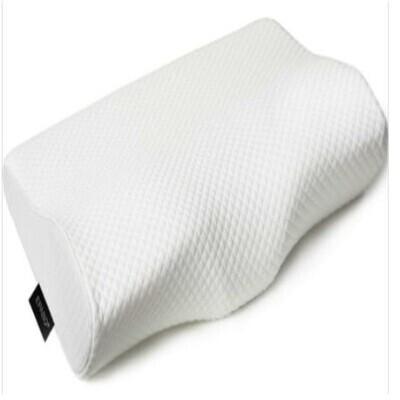 Подушка Save&Soft для сна 60*40*12см сумка из неткан материала с углублением для шеи