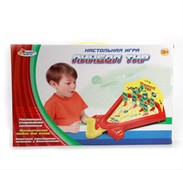 Игра настольная играем вместе пинбол тир b796094-r
