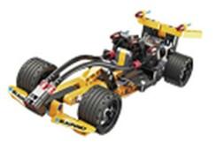 Игрушка-конструктор блаупункт гоночная машина с механизмом bp106